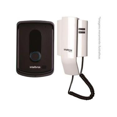 Imagem de Porteiro Interfone Eletrônico IPR 8010 Residencial - Intelbras