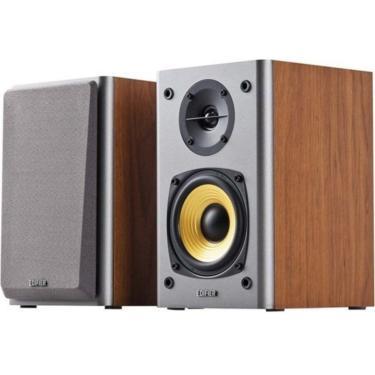 Caixas de Som Monitor de Áudio Ativo Edifier R1000T4 24 Watt