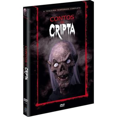 Contos da Cripta - 3ª Temporada Completa