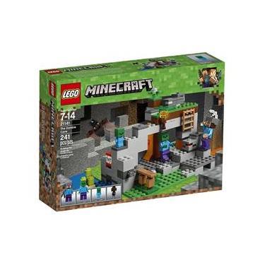 Lego Minecraft - a Caverna do Zombie 21141