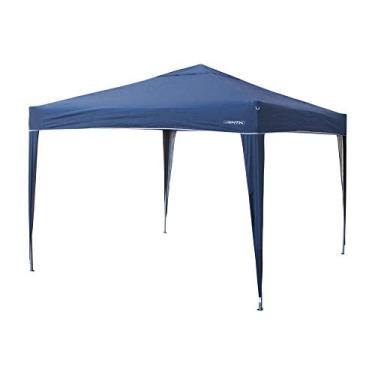 Lona toldo Cobertura para tendas gazebo 3x3 com proteção UV azul