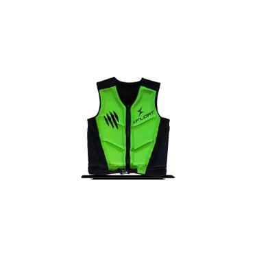 Imagem de Colete Salva-Vidas enzo Xfloat Verde P 25kg á 35kg