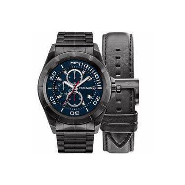 9972d158c42 Relógio Masculino Smartwatch Bluetooth Technos Srac 4p Connect Preto
