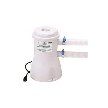Bomba Filtro Para Piscina 2.200l/h Mor + Refil Incluso