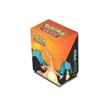 Deck Case Box Pokemon Ultra PRO Charizard Copag