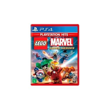 Lego Marvel Vingadores Ps Hit - PS4