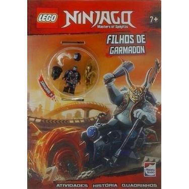 Imagem de Lego Ninjago - Filhos De Garmadon - Happy Books