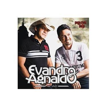 CD Evandro & Agnaldo - Pega Meu Beijo