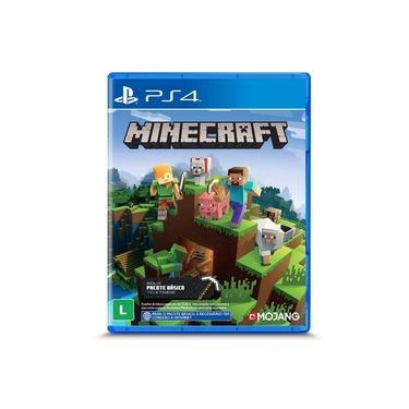 Jogo PS4 - Minecraft Starter Collection - Sony
