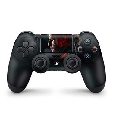 Skin Adesivo para PS4 Controle - Metal Gear Solid 5: The Phantom Pain