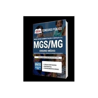 Apostila MGS-MG 2021 - Ensino Médio