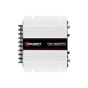 Modulo Taramps Ts 400X4 Canais 400 Rms Amplificador Digital
