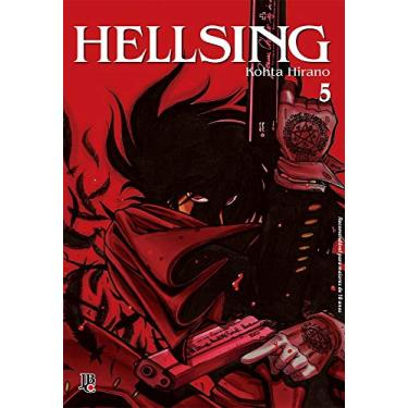 Hellsing - Volume - 5 - Kohta Hirano - 9788545700807
