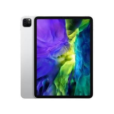 """iPad Pro Apple, Tela Liquid Retina 11"""", 512GB, Prata, Wi-Fi - MXDF2BZ/A"""