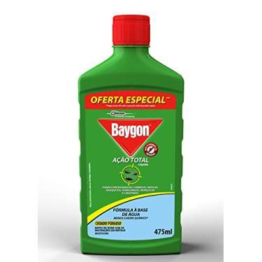 Inseticida Líquido Baygon Base Água, 475ml Oferta Especial
