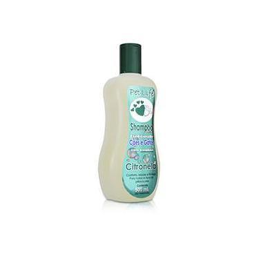 Shampoo Pet Life Citronela 500 Ml