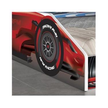 Cama Carro Solteiro F1 RPM - Fórmula F1 - Lojas RPM 437c9a3143f20
