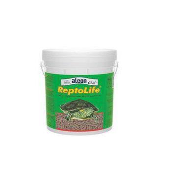 Ração Flutuante Para Tartarugas Alcon Reptolife Balde 1,00kg