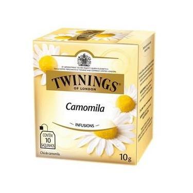 Twinings Of London Sabor Camomila 15G - 10 Saquinhos