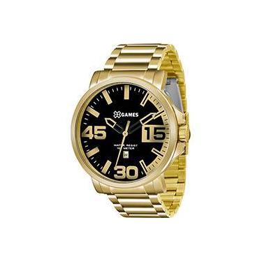 98bb246245f Relógio Masculino X-Games Analógico Esportivo Xmgs1018 P2kx