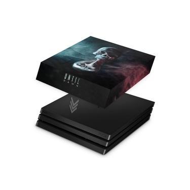 Capa Anti Poeira para PS4 Pro - Until Dawn