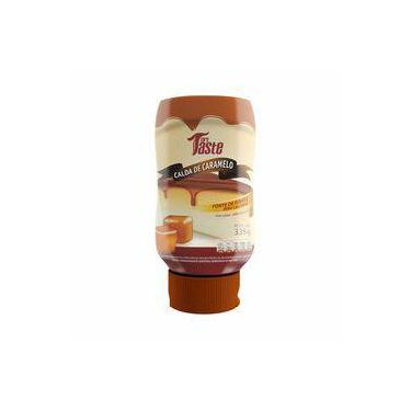 Calda Para Sobremesas Mrs Taste 335g - Caramelo
