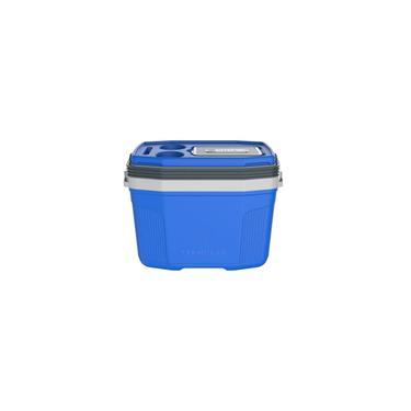 Imagem de Caixa Térmica suv 20L Termolar Azul com Cinza TERMOLAR-3501AZ