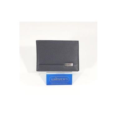 Carteira De Couro Masculina Wilson Ref. 771mp Azul