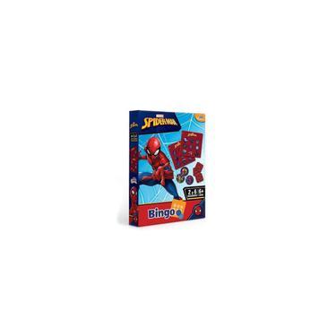 Imagem de Jogo bingo homem aranha 8017 - toyster
