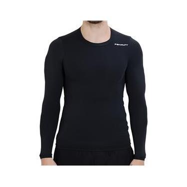 Camisa Térmica Penalty Matís Manga Longa 00834a4d8c514