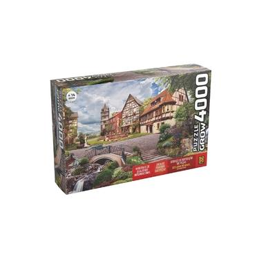 Imagem de Quebra Cabeça Puzzle 4000 Peças Vila Europeia 03919 - Grow