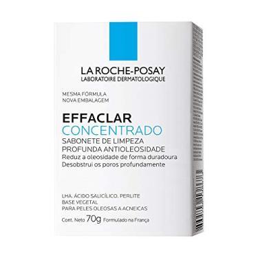 Effaclar Sabonete Concentrado 70G, La Roche-Posay
