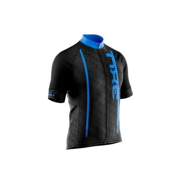 Camisa Ciclismo Refactor Multiplied Azul