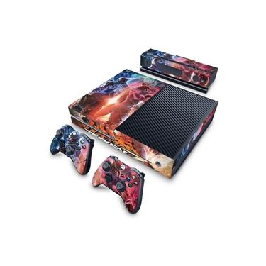 Skin Adesivo para Xbox One Fat - Tekken 7