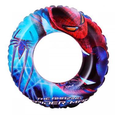 Boia Circular Inflável Bestway Marvel Homem Aranha Bestway Unissex