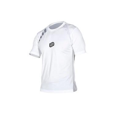 Camisa ASW Segunda Pele 2017 Manga Curta Branco