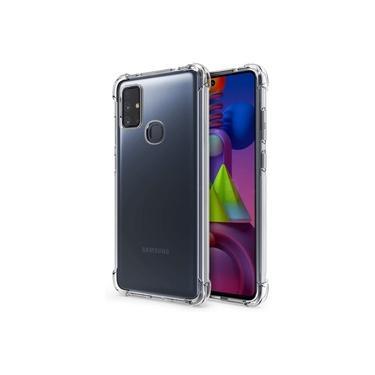 Capa Anti Shock Para Samsung Galaxy M51 2020 - Transparente