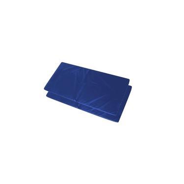 Kit 2 Colchonete CN Sport D33 Ginástica 90x65x3 Azul