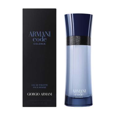 Perfume Masculino Armani Code Colonia Giorgio Armani Eau de Toilette - 75ml 7a9b699329
