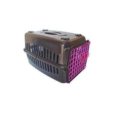 Caixa de transporte n.1 Cachorro Gato Pequeno Médio Porte RB