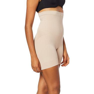 Shorts cinta Compressão, Lupo, Feminino, Natural, M