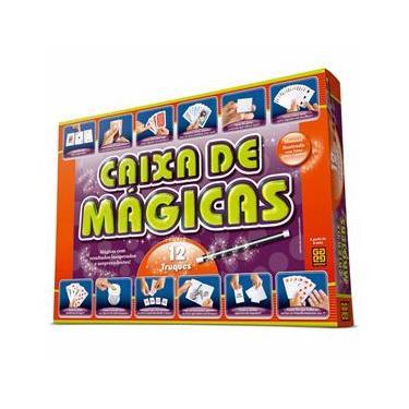 Kit Caixa de Mágicas Grow 01428