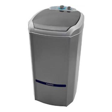 Imagem de Máquina De Lavar Semi-automática Suggar Lavamax Eco - 16kg Prata 127v