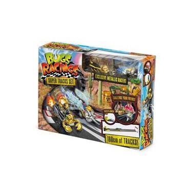 Imagem de Novo Brinquedo Bugs Racing Superkit com Pista Dtc 5062