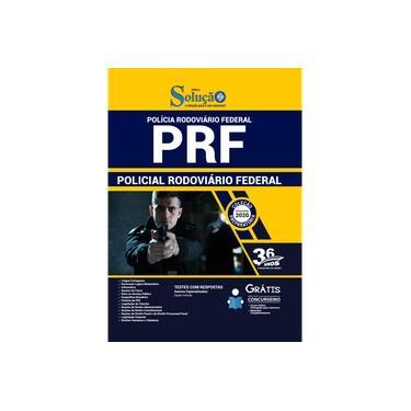 Imagem de Apostila Policial PRF - Policia Rodoviária Federal