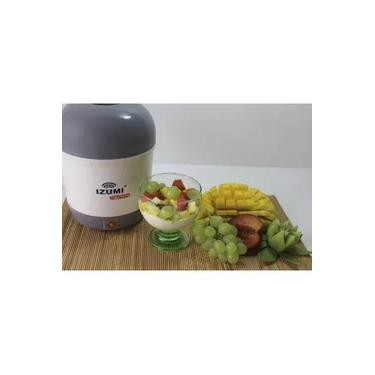 Imagem de Iogurteira Elétrica Izumi Faz 1 Litro De Iogurte Natural