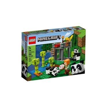 Lego Minecraft - 21158 - A Creche Do Panda