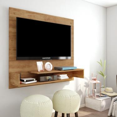 Painel Home Suspenso Caemmun Lizzy Para TV 46 Polegadas - Buriti