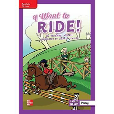 Reading Wonders Leveled Reader I Want to Ride!: ELL Unit 2 Week 5 Grade 5