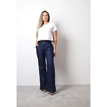 Calça Jeans Clothify Pantalona tamanho:46